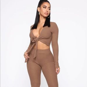 Fashion nova matching set